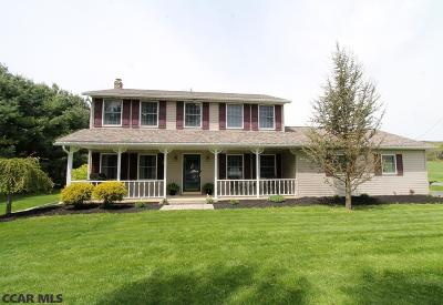 Single Family Home Sold: 3869 Brush Valley Road
