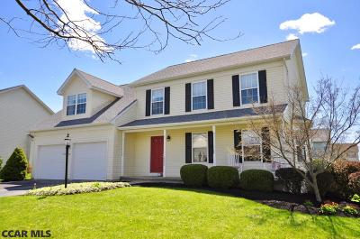 State College Single Family Home For Sale: 2294 Autumnwood Drive