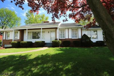 Bellefonte Single Family Home For Sale: 1004 Tanney Street
