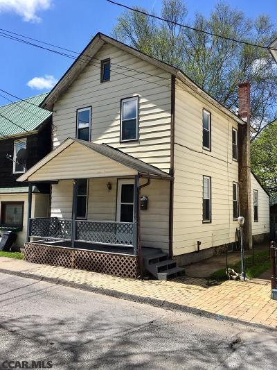 Philipsburg Single Family Home For Sale: 409 E Laurel Street