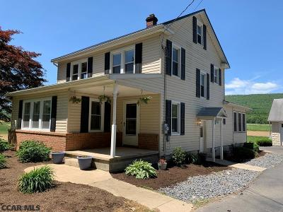 Mifflin County Single Family Home For Sale: 10986 Ferguson Valley Road