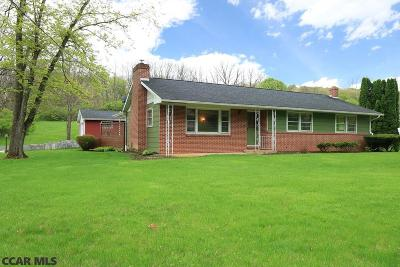 Bellefonte Single Family Home For Sale: 376 Seibert Road