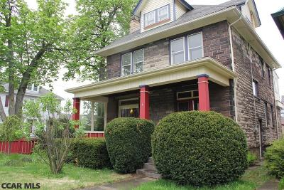 Single Family Home For Sale: 714 Broadway