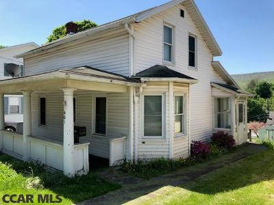 Mifflin County Single Family Home For Sale: 401 E Freedom Avenue E