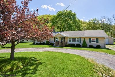 Single Family Home For Sale: 958 Runville Road