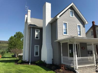 Single Family Home Pending: 115 W Main Street