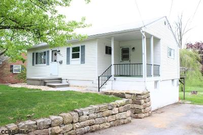 Bellefonte Single Family Home For Sale: 131 Beaver Street E