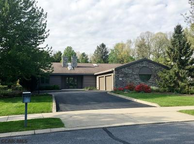 State College PA Single Family Home For Sale: $524,900