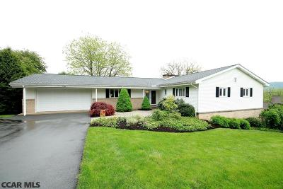 Single Family Home For Sale: 1395 Penfield Road