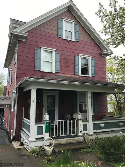 Single Family Home For Sale: 411 Elm Avenue