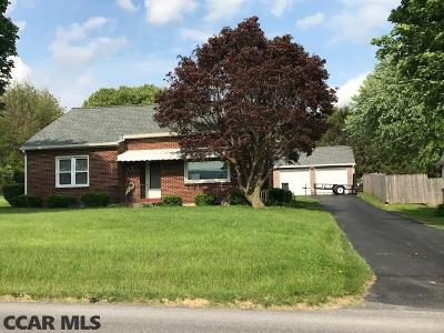 Single Family Home Pending: 74 Maple Grove Road