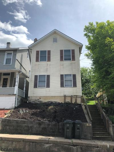 Bellefonte Multi Family Home For Sale: 208 Logan Street E