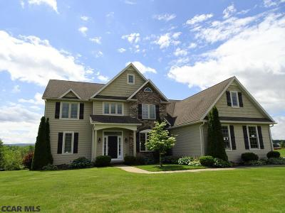 Single Family Home For Sale: 183 Meadow Flower Circle