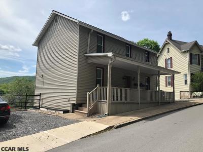 Bellefonte Multi Family Home For Sale: 393-395 Pine Street