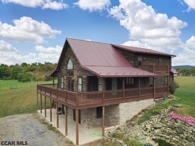 Single Family Home For Sale: 495 Promise Land Drive