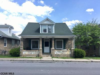 Single Family Home Pending: 68 Central Avenue