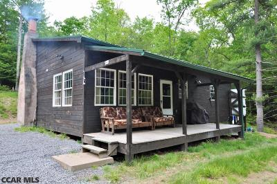 Single Family Home For Sale: 491 Lingle Valley Road