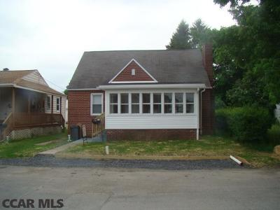 Philipsburg Single Family Home For Sale: 408 4th Street N