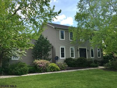 Bellefonte Single Family Home Active W/Contingencies: 125 Red Oak Drive