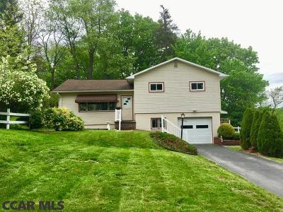Philipsburg Single Family Home For Sale: 18 Hickory Street