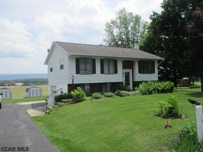 Bellefonte PA Single Family Home For Sale: $196,900
