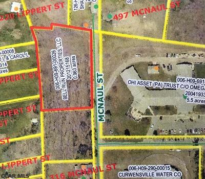 Residential Lots & Land For Sale: On McNaul Street