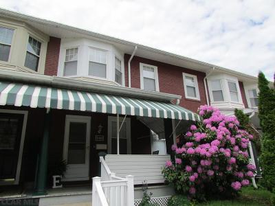 Mifflin County Condo/Townhouse For Sale: 330+6more Terrace Boulevard #More
