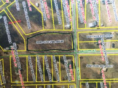Residential Lots & Land For Sale: On Swoope Street