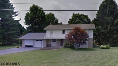 Single Family Home Sold: 720 Breezewood Drive