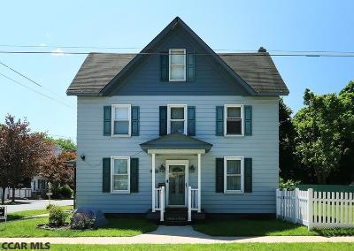 Philipsburg Single Family Home For Sale: 324 Pine Street E