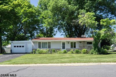 State College Single Family Home For Sale: 1360 Harris Street