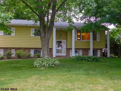 State College Single Family Home For Sale: 1771 Circleville Road
