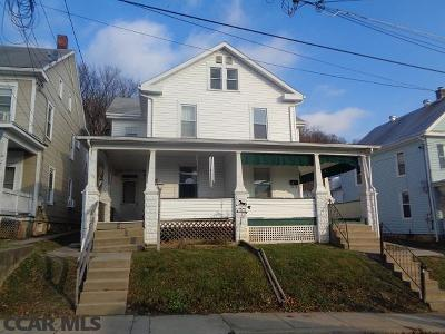 Lewistown Multi Family Home For Sale: 9-11 Woods Lane
