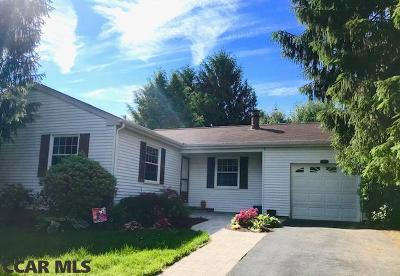 State College PA Single Family Home For Sale: $259,900