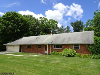 State College Single Family Home For Sale: 839 Whitehall Road W