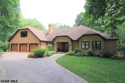 Single Family Home Sold: 105 Meadow Woods Lane