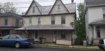 Yeagertown Multi Family Home For Sale: 117-119 Main Street N