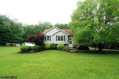 Single Family Home For Sale: 1552 Shaw Lane