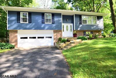 State College Single Family Home For Sale: 527 Brittany Drive