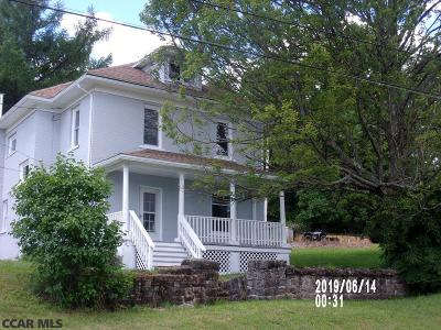 Centre County Single Family Home For Sale: 301 Olive Street W