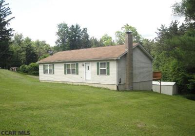 Single Family Home For Sale: 736 Sycamore Road W