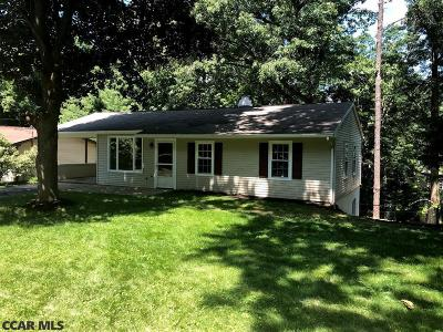 Centre County Single Family Home For Sale: 1973 Fairwood Lane