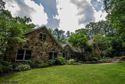 Single Family Home For Sale: 450 Summer Mountain Road