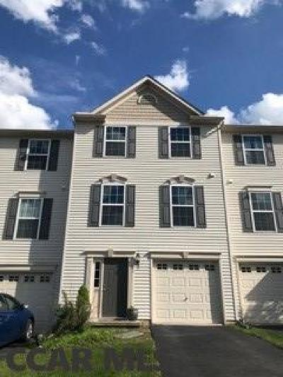 Condo/Townhouse For Sale: 204 Amberleigh Lane