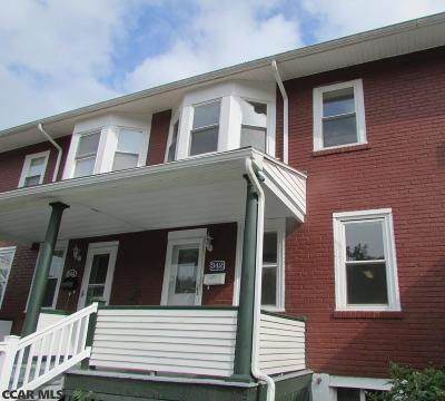Lewistown Condo/Townhouse For Sale: 342 Terrace Boulevard