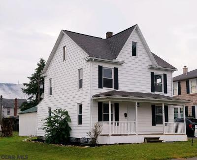 Mifflin County Single Family Home For Sale: 205 3rd Avenue