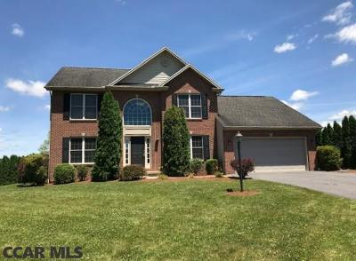 Single Family Home For Sale: 127 Gingerfield Drive
