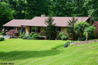 Centre County Single Family Home For Sale: 331 Rodgers Road