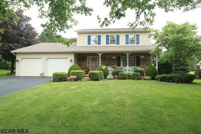 Bellefonte Single Family Home For Sale: 118 Limestone Drive
