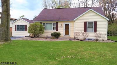 State College PA Single Family Home Pending: $285,000